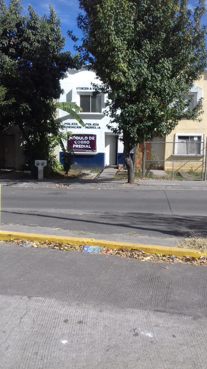 Villas Del Pedregal Pasó De Tener Un Bom A Un Módulo De Pago